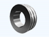 carbide roller
