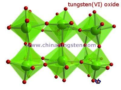 タングステン(VI)の酸化物