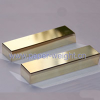 Tungsten Alloy for Gold plated