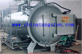 Vacuum Excluding Glue Furnace