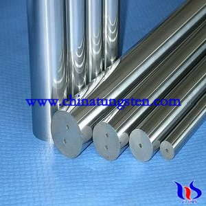 Tungsten-Carbide Rod with holes