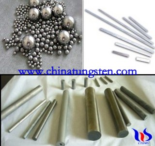 tungsten carbide Carbide Ball Rod Blank