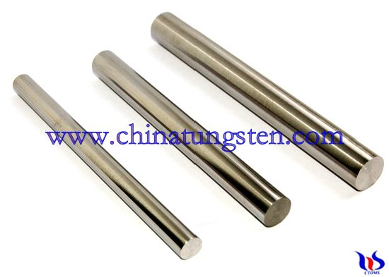 tungsten carbide grounded rods