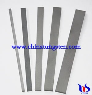 tungsten carbide strip