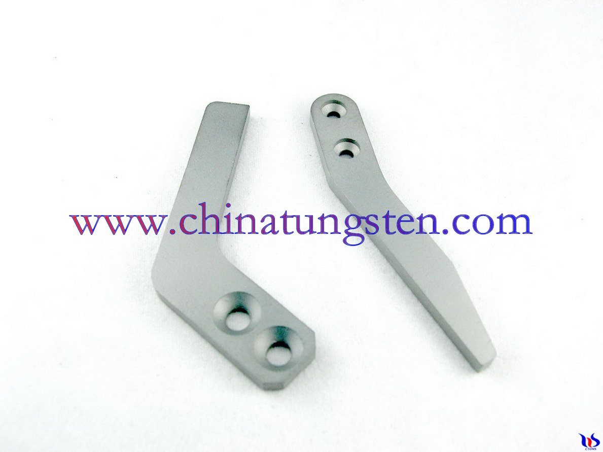 Cemented Carbide Wood Cutting Blade