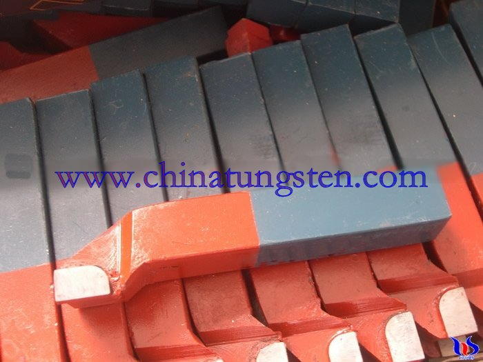 Tungsten Carbide Hardmetal Brazed Turning Tools