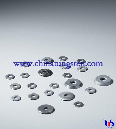 tungsten carbide Round Cutter