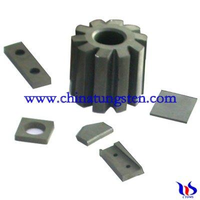 Tungsten carbide cutters