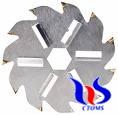 tungsten carbide wood cutter