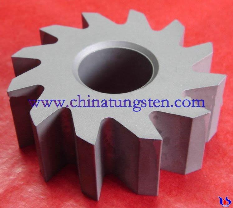 tungsten carbide excavate tool part