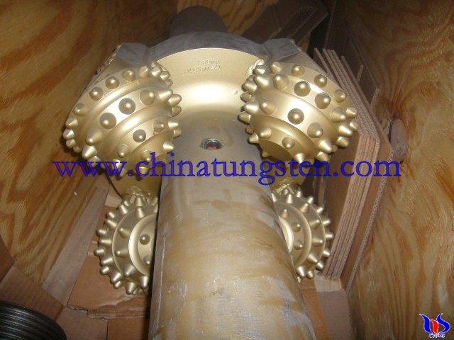 Tungsten carbide Hole-opener reamer bits