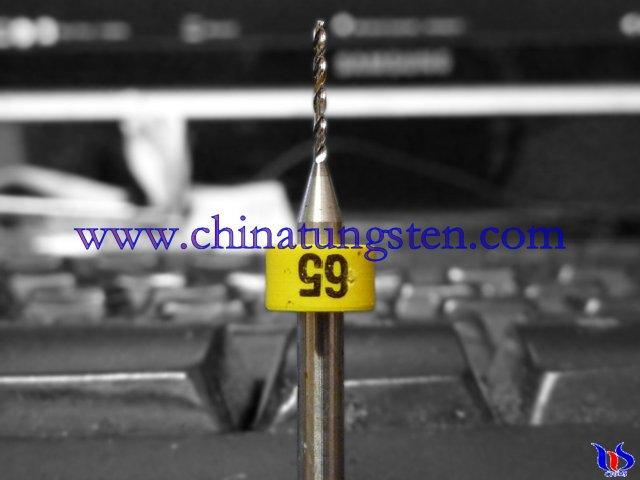 tungsten carbide drillbit