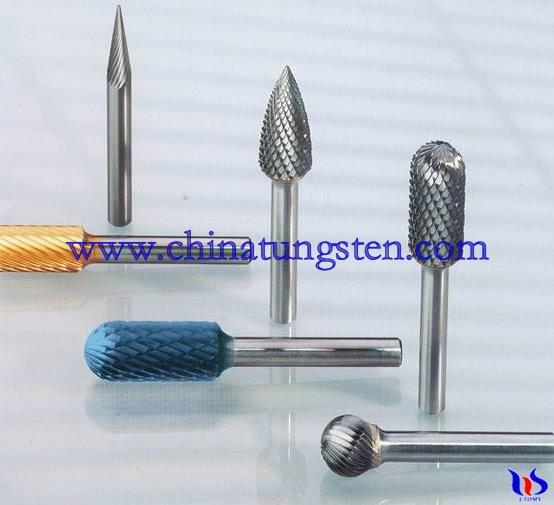 tungsten carbide industrial burs
