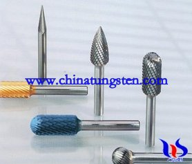 tungsten carbide rotary files