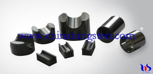 Tungsten Carbide Straightenent Guide