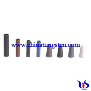 tungsten carbide Seal Gaskets & Ceramic Shafts