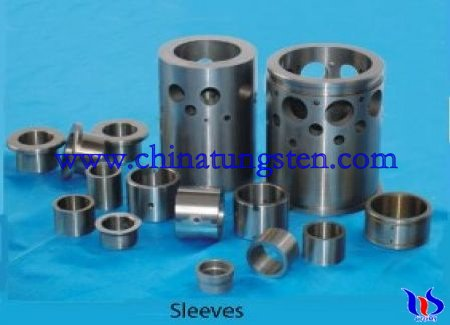 tungsten carbide bush,sleeve