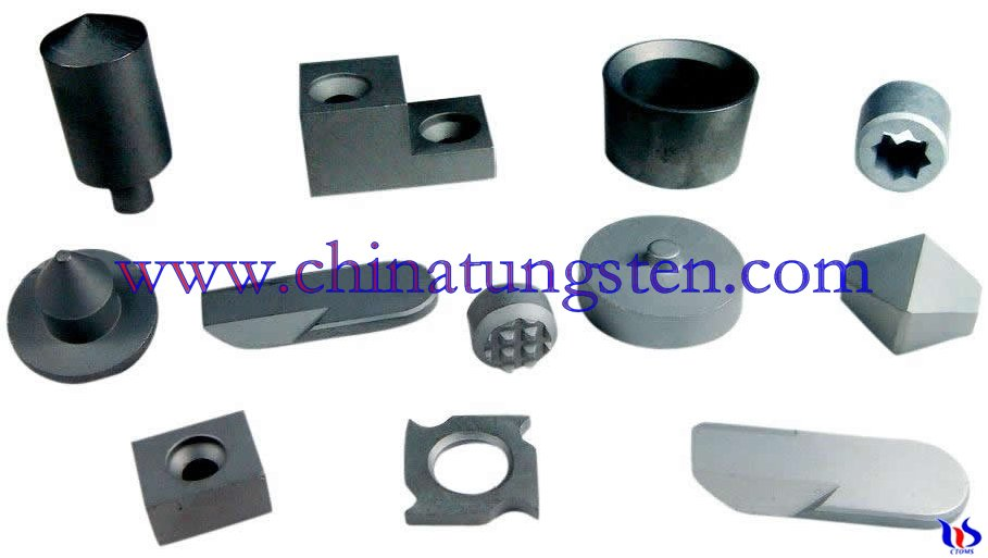 tungsten carbide Irregular Product
