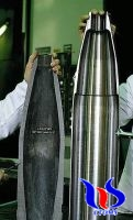 Tungsten carbide LARGE CALIBER SHELL BODIES