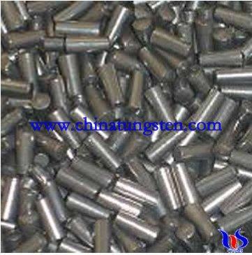 Tungsten carbide tyre nails