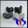 tungsten carbide & alloy base-bleed units