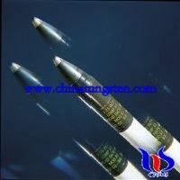 tungsten carbide & alloy warheads