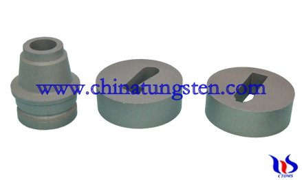 Cemented carbide mould