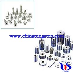 tungsten carbide dies for cold forgings of fasteners