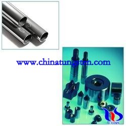 tungsten carbide dies for seamless pipes tube drawings