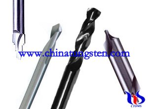 tungsten carbide drills