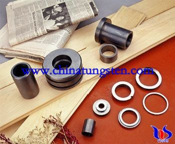 tungsten carbide seal face