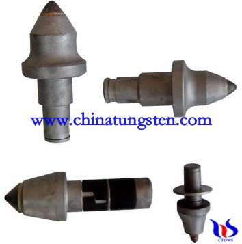Carbide Bits for Mining Construction