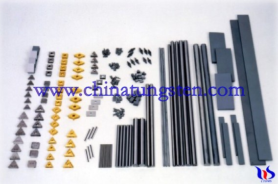 Carbide Rods, Bars, Buttons, Carbide Tips