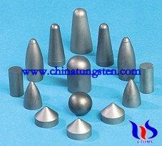tungsten carbide Bur Blanks