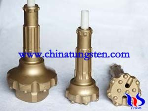 tungsten carbide DTH hammer & bits