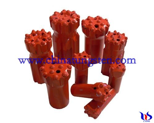 tungsten carbide button bits