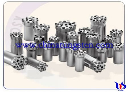 tungsten carbide button brazed bits