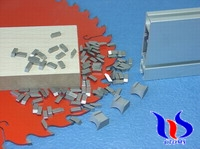 Tungsten carbide cutting  tips