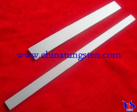 tungsten carbide flats