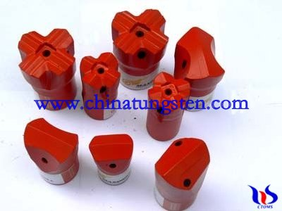tungsten carbide tappered bits