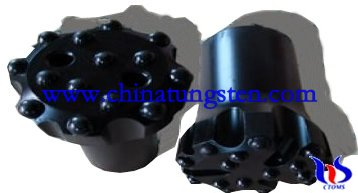tungstn carbide tread bits