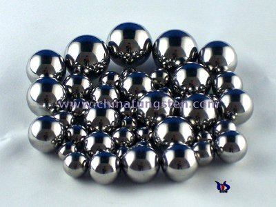 Tungsten Heavy Alloy Grounded Balls