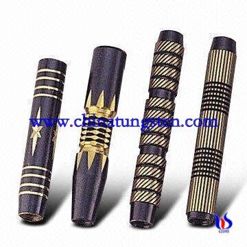 brass dart barrels