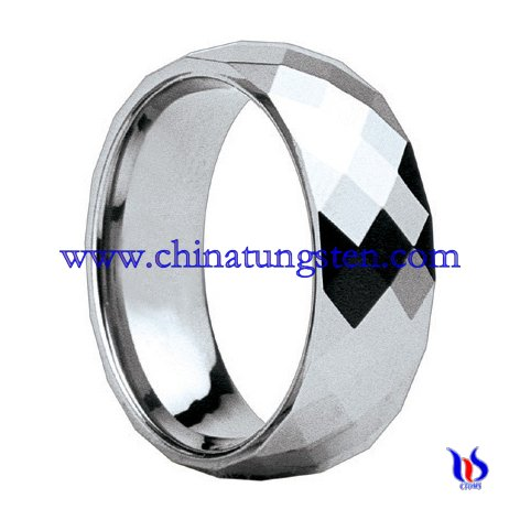 Tungsten rings of Chinatungsten