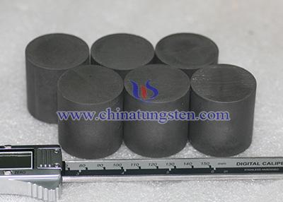 Tungsten Kunststoff mit Zylinderform