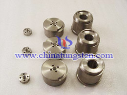 tungsten heavy shielding sets